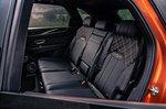 Bentley Bentayga 2020 rear seats