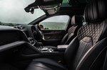 Bentley Bentayga 2020 front seats