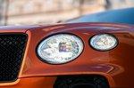 Bentley Bentayga 2020 headlamps detail
