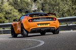 Lotus Elise 2020 rear tracking