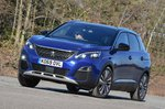 Peugeot 3008 front - 69 plate