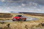 Audi S5 2020 cornering