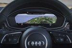 Audi S5 2020 virtual cockpit