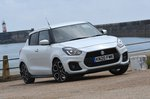 Suzuki Swift Sport 2020 front cornering