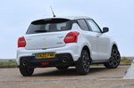 Suzuki Swift Sport 2020 rear cornering
