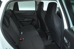 Suzuki Swift Sport 2020 rear seats