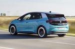 2020 Volkswagen ID.3 rear driving