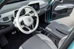 2020 Volkswagen ID.3 dashboard
