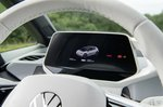2020 Volkswagen ID 3 instruments