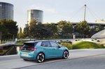 2020 Volkswagen ID 3 rear static shot