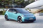 2020 Volkswagen ID 3 front static shot