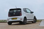 Volkswagen Up GTI 2020 rear cornering
