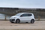Volkswagen Up GTI 2020 left tracking