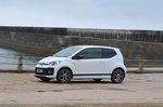 Volkswagen Up GTI 2020 left tracking