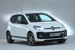 Volkswagen Up GTI 2020 front studio
