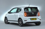 Volkswagen Up GTI 2020 rear studio
