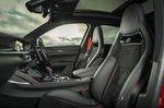 Alfa Romeo Stelvio Quadrifoglio 2020 front seats