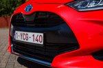 Toyota Yaris 2020 grille detail