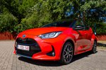 Toyota Yaris 2020 front left static