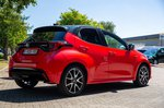 Toyota Yaris 2020 rear right static