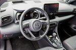 Toyota Yaris 2020 LHD dashboard