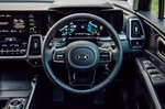Kia Sorento 2021 interior dashboard
