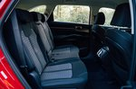 2021 Kia Sorento rear seats