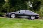 Audi S8 2020 left tracking