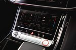 Audi S8 2020 lower control panel