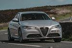 Alfa Romeo Giulia 2020 front cornering
