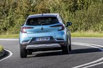 Renault Captur 2020 rear cornering