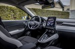 Renault Captur 2020 front seats