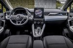 Renault Captur 2020 LHD dashboard