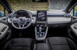 Renault Clio 2020 rhd dashboard