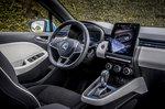 Renault Clio 2020 LHD front seats