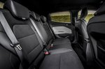 Renault Clio 2020 rear seats