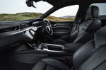 Audi E-tron Sportback 2020 dashboard