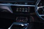 Audi E-tron Sportback 2020 infotainment