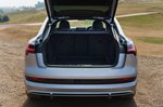 Audi E-tron Sportback 2020 boot open