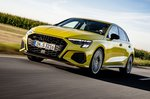 Audi S3 2020 front tracking