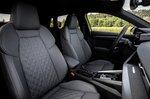 Audi S3 2020 front seats
