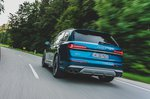 Audi SQ7 2020 rear tracking