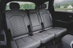 Audi SQ7 2020 rear seats