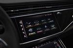 Audi SQ8 2020 infotainment