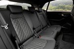 Audi SQ8 2020 rear seats