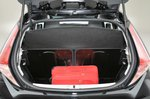 Toyota Aygo 2014-present boot