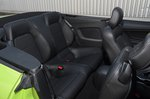 Ford Mustang Convertible 2020 rear seats