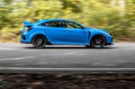 Honda Civic Type R 2020 right panning