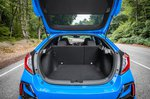 Honda Civic Type R 2020 boot open