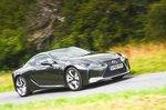Lexus LC 500 2020 front wide